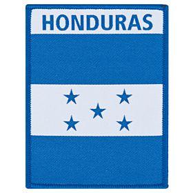 Honduras Embroidery Patch 9cm x 7cm