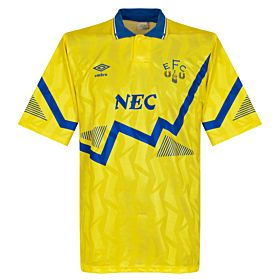 Umbro Everton 1990-1992 Away Jersey - USED Condition (Fair) - Size XL