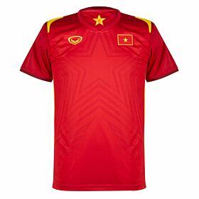 21-22 Vietnam Home Shirt - (Slim Fit)