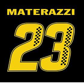 Materazzi 23 (Racing Style)