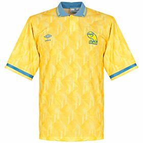 Umbro Sheffield Wednesday 1990-1992 Away Shirt - USED Condition (Excellent) PLAYER ISSUE - Size L