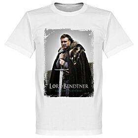 Lord Bendtner Tee - White