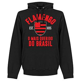 Flamengo Established Hoodie - Black