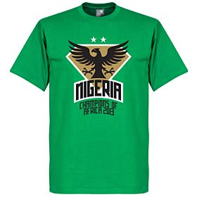 Nigeria Super Eagles Champions Tee