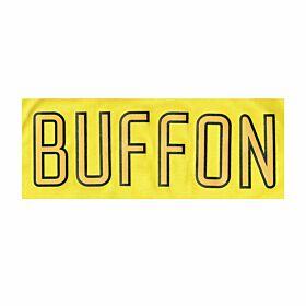 Buffon Nameblock 03-04 Juventus Home GK