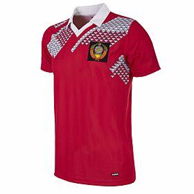 1990 CCCP Home World Cup Retro Shirt