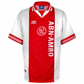 Umbro Ajax Home 1994-1995 Jersey - USED Condition (Good) Size - XL
