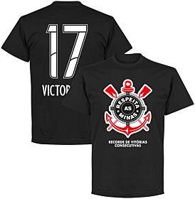 Corinthians Victoria A. 17 Minas Tee - Black