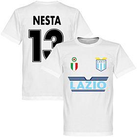 Lazio Nesta 13 Team Tee - White