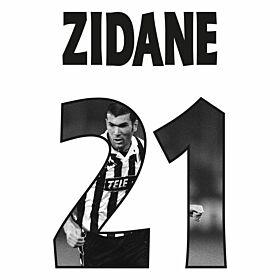 Zidane 21 (Gallery Style)
