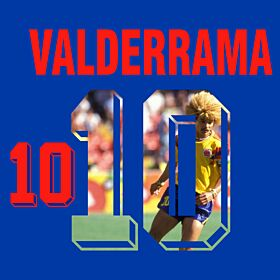 Valderrama 10 (Gallery Style)