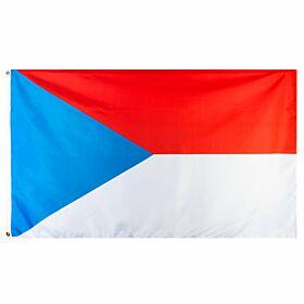 Czech Republic Large National Flag (90x150cm approx)