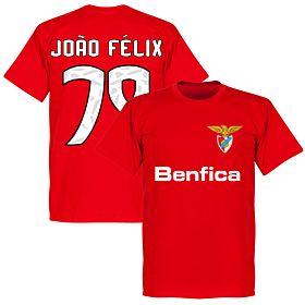 Benfica Joao Felix 79 Team Tee - Red