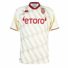 21-22 AS Monaco 3rd Shirt