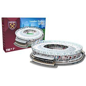 West Ham United London Stadium 3D Puzzle