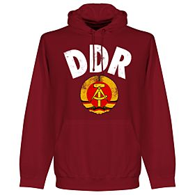 DDR Hoodie - Maroon