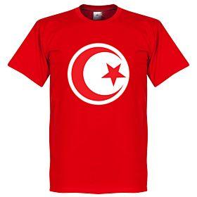 Tunisia Crest Tee - Red