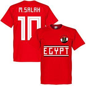 Egypt M. Salah Team Tee - Red