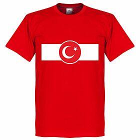 Turkey Banner Tee - Red