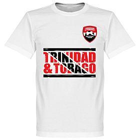 Trinidad and Tobago Team Tee - White