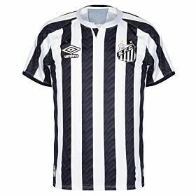 20-21 Club Santos Away Shirt