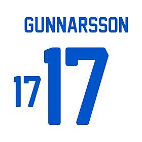 Gunnarsson 17 (Official Printing)