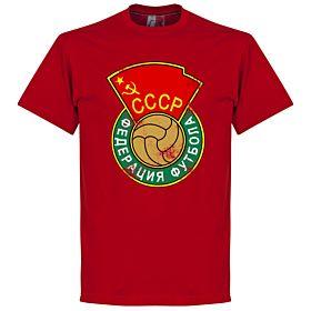 CCCP Tee - Tango Red