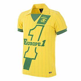 Copa FC Nantes Retro Shirt 1982-1983