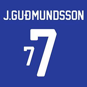 J. Gudmundsson 7 (Official Printing)
