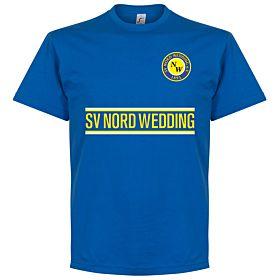 SV Nord Wedding Team Tee - Royal
