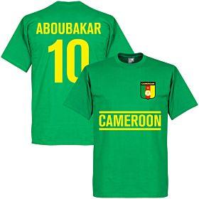 Cameroon Aboubakar Team Tee - Green