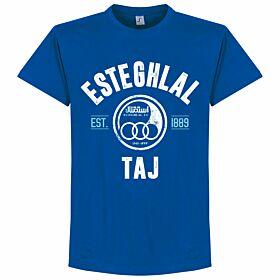 Esteghlal Established Tee - Royal
