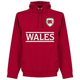 Wales Team Hoodie - Red