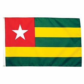 Togo Large Flag