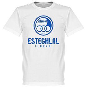 Esteghal Tee - White