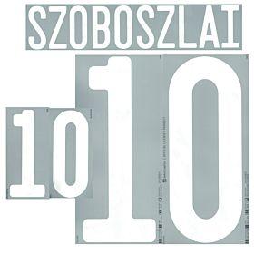 Szoboszlai 10 19-20 Hungary Home