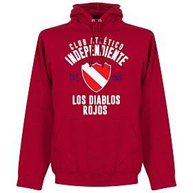 Independiente Established Hoodie - Red