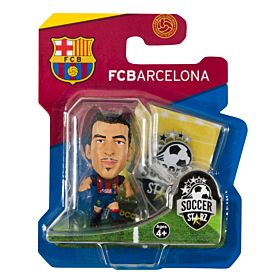 Barcelona Soccerstarz Pedro 14-15 Home Kit