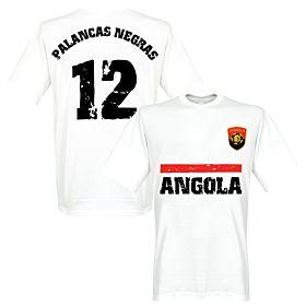 Angola Tee - White