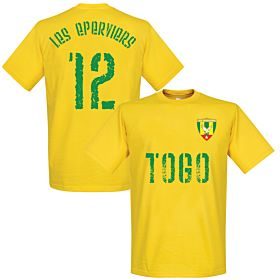 Togo Home Tee - Yellow