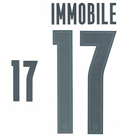 Immobile 17 Italy Away 2020-2021