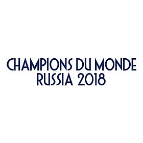 World Cup Winners 2018 Commemorative Transfer (Unofficial)