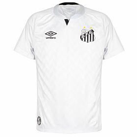 20-21 Club Santos Home Shirt
