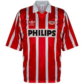 adidas PSV 1992-1994 Home Shirt - USED Condition (Good) - Size Large