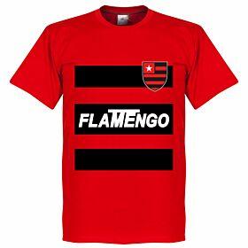 Flamengo Team Tee - Red