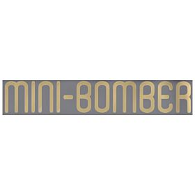 Mini-Bomber (Name Only) - 10-11 Germany Away Official Name Transfer