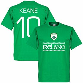 Ireland Keane 10 Team Tee - Green