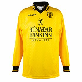 Lotto KFIA (Knattspyrnufelang Derby) 1999-2000 Home Shirt - USED Condition - Size XXL *READY TO PUBLISH*