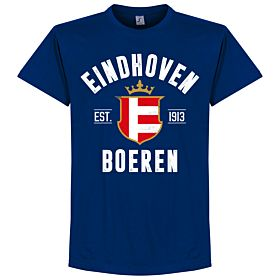 Eindhoven Established T-Shirt - Ultramarine