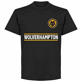 Wolverhampton Team Tee - Black